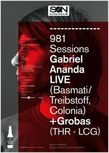 Gabriel Ananda 981 Sesion