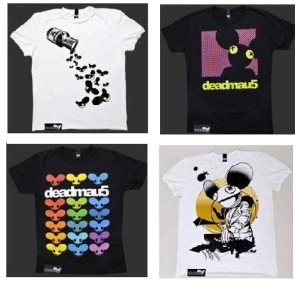 Foot Locker, Deadmau5 Tshirts